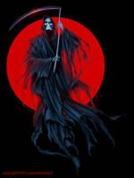 Grim Reaper by YannickBouchard