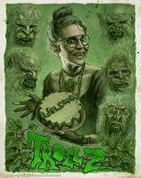 Troll 2 poster by YannickBouchard