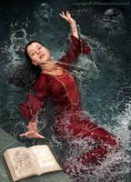 Drowning by YannickBouchard
