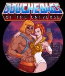 Douchebags of the Universe by YannickBouchard