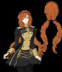 FE:3H  - Ginger