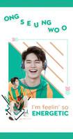 LOOKSCREEN #5 l Ong Seung Woo (Wanna One)