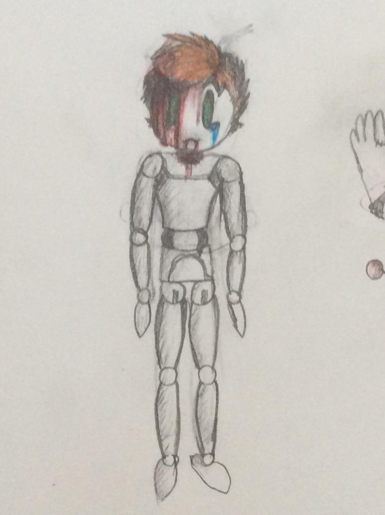 Jack's Bizarre Doodles Part 1 by Moreabout