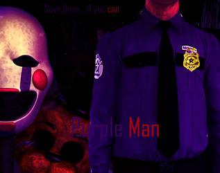 Purple Man the Movie by DoomsDayFNAF