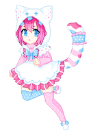 Mimi Pixel by CoffeeUmi