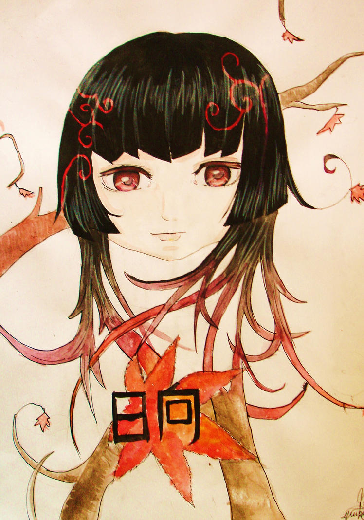 Pars delà les mots.  Oc_hinata_by_yuikito-d4f9tw5