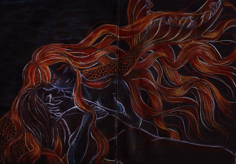 Le carnet aux noms [Christopher-Marie Redskin/Castor apaisé] The_dream_of_c_m__r_the_sailor_by_yuikito-d8vkyug