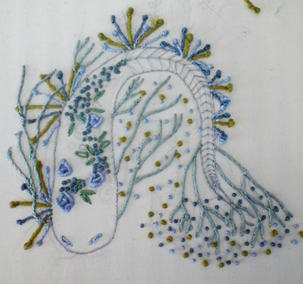 Pars delà les mots.  Vegetal_fish_embroidery_by_yuikito-d9dz30z