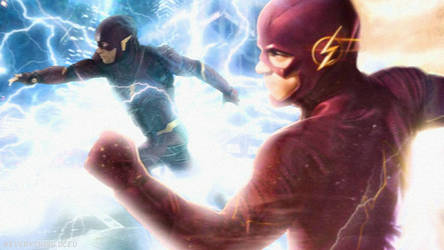 The Flash of Two Worlds by EverythingDCEU