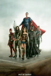 Justice League by EverythingDCEU