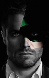 CW Green Arrow (JL STYLE) by EverythingDCEU