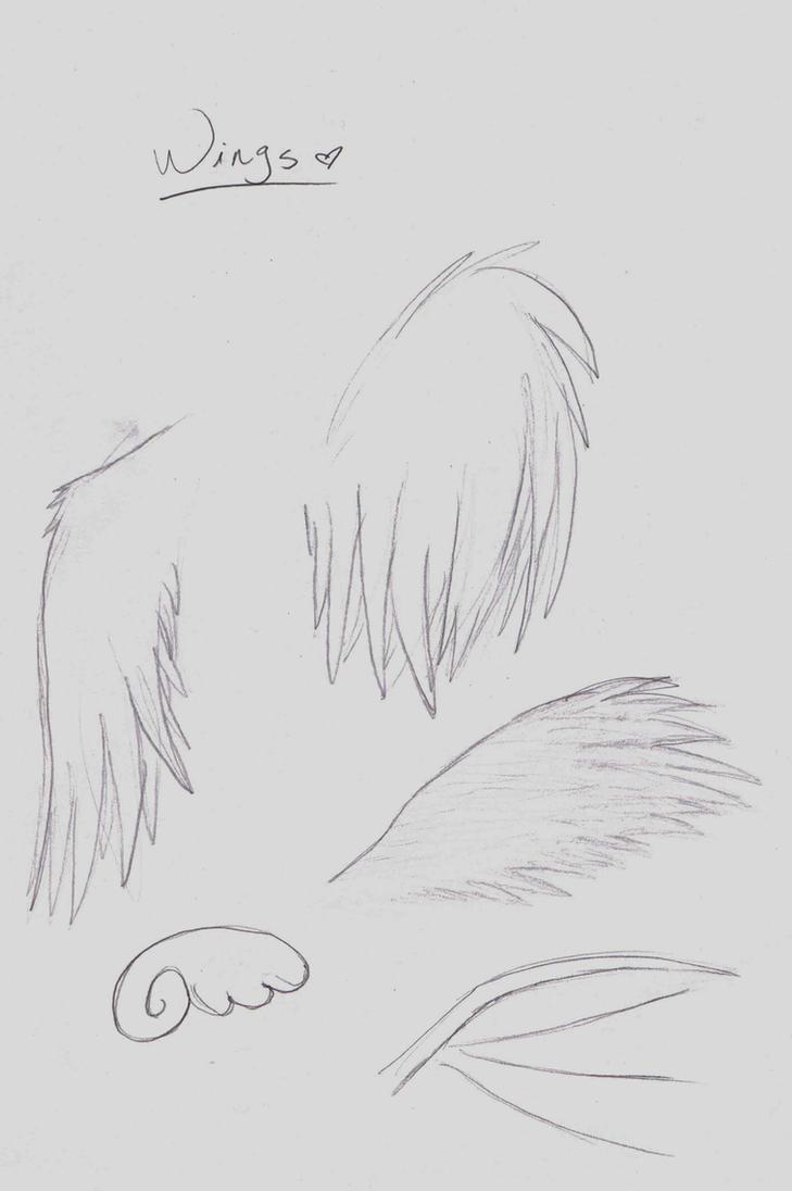 Wings- example by kittykatz55