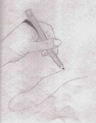 Realistic hand commissions ex.