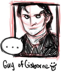 Guy sketch by cesca-specs