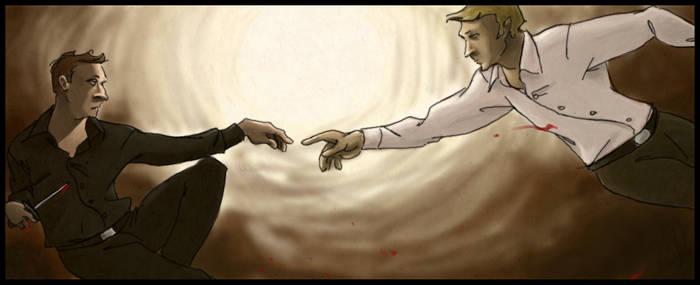 as He loved Jacob