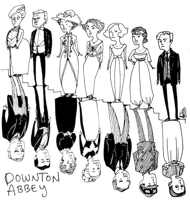 Presentation Influences On The Picture Of Dorian Gray as well Russiansledges besides Shannon Wheeler Day Two The New Yorker additionally Political Cartoons moreover Downton Abbey 211047719. on kate beaton cartoon