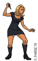 Buffy Summers by cesca-specs