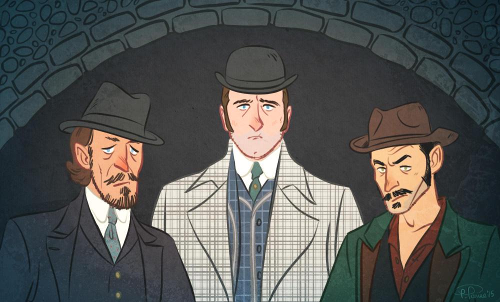 Ripper Street: Trio