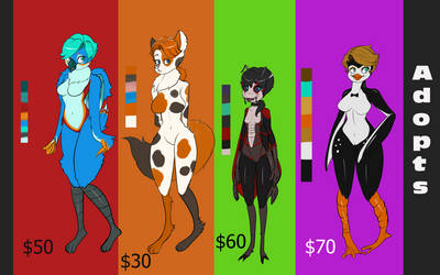 Adopts Auction(pay and claim)