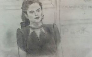 Agent Carter Sketch by UltimeFauchelevent