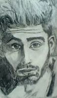 Zayn Sketch - Touched up by UltimeFauchelevent