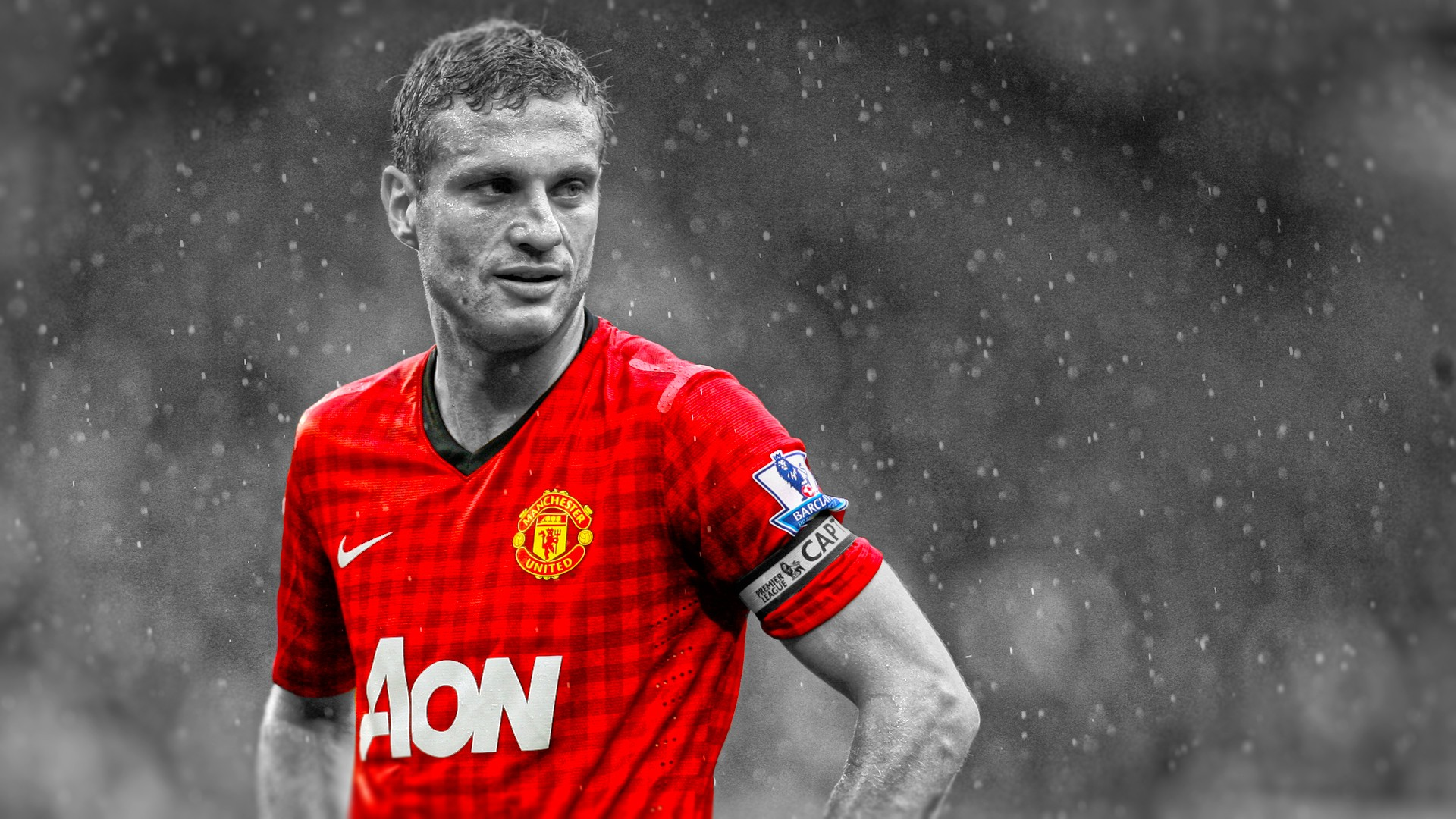 True Collors Nemanja Vidic by eduardofonseca13 on DeviantArt