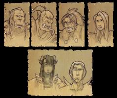 Secrets of Ulduar by shiolein