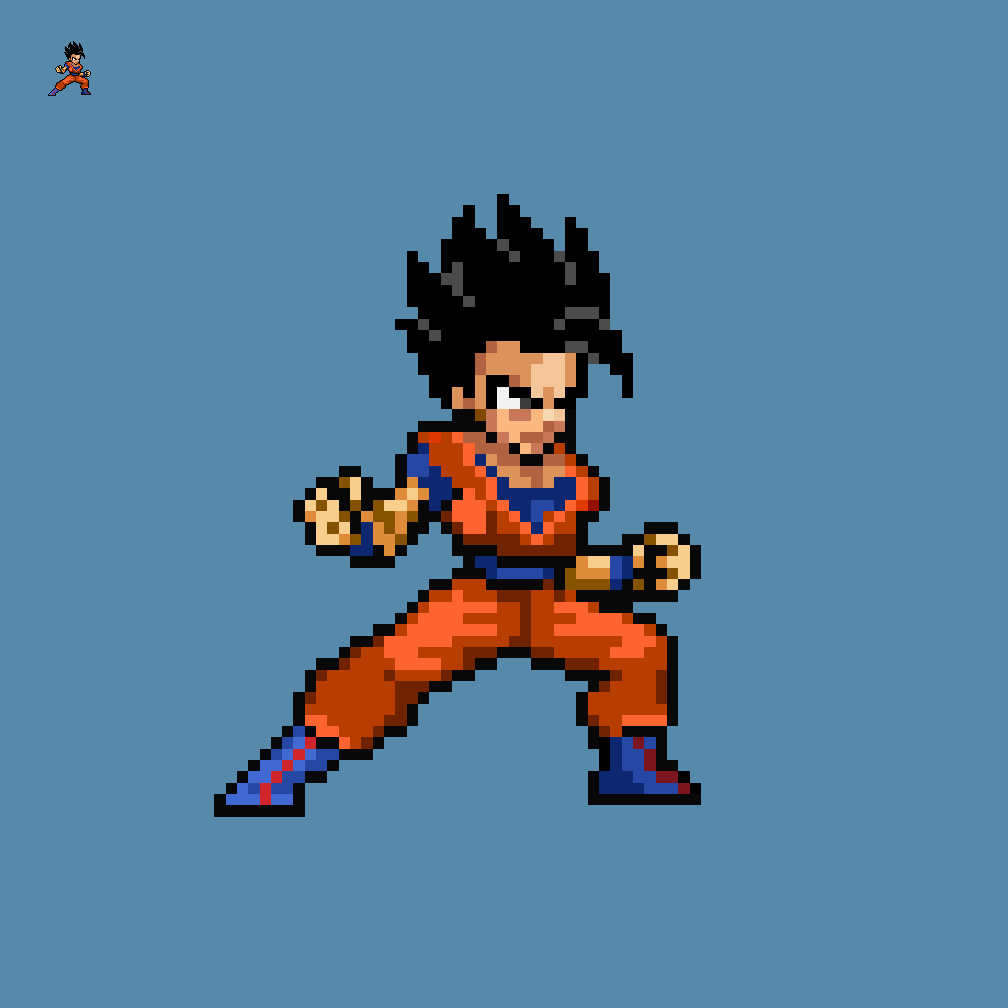 Mystic Gohan Jus By Stephens513 On Deviantart