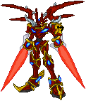 Dukemon X Wyvern Mode by AmazonianFisherman
