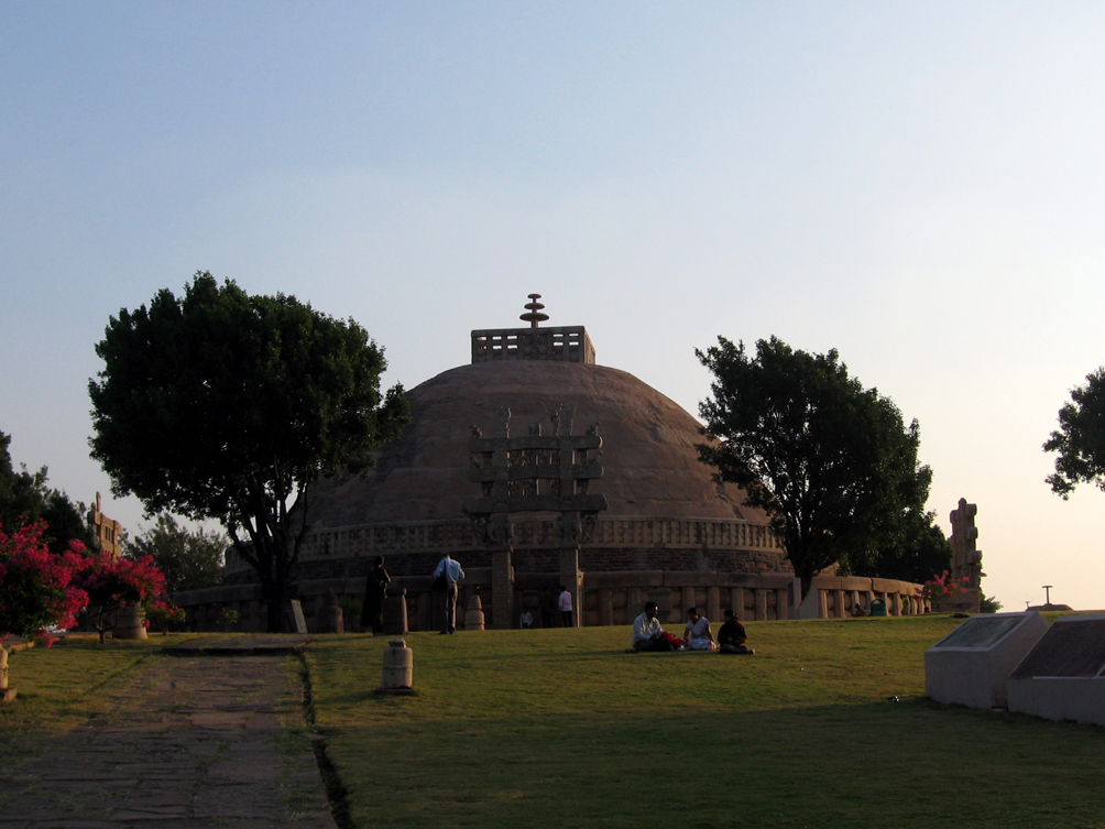 Sanchi Stupa Wallpaper Hd: Great Stupa Of Sanchi By Sidthebohemian On DeviantArt