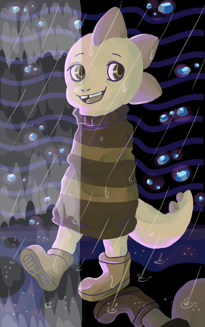 Monster Kid by Cyanaspect