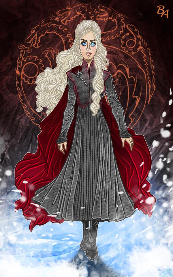 Targaryen by BrunoArauto09