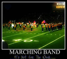 Marching Band... by daniphantom911