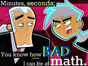 Bad at Math