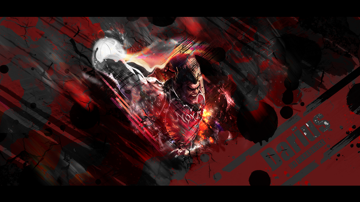 Darius Wallpaper By FireBlume