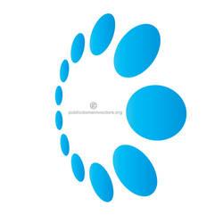 Logo design elements by publicdomainvectors
