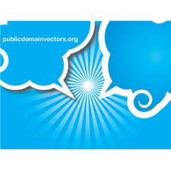 Speech balloon vector graphics by publicdomainvectors