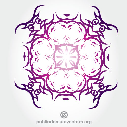 Tribal Tattoo Public Domain Vector By Publicdomainvectors