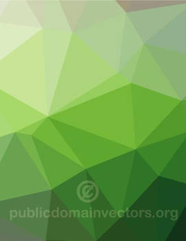 Dark green abstract vector background