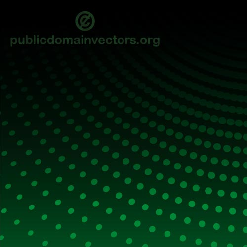 Green abstract vector in public domain