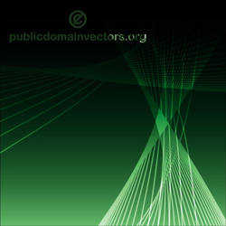 Green background in public domain