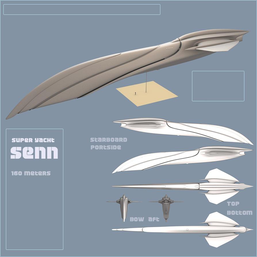 Super YACHT SENN by PINARCI
