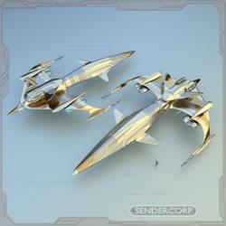 Royal Escort / Elite Gunship by PINARCI