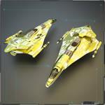 Hunter Zeed / Gunship