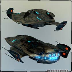 GUNSHIP RXJ One