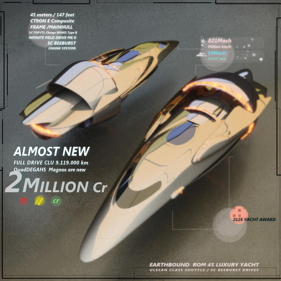 45m YachtWorld by PINARCI