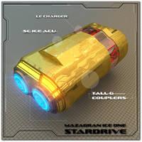 Star Drive GEN40 code name MAZAGRAN ICE ONE
