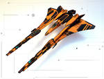 SC OPHENO R11 Fighter / Gunship by PINARCI
