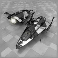 Military Shuttle MS One