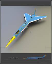 AirForce One render 006 HI
